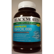 Blackmores, Fish Oil, 1000mg